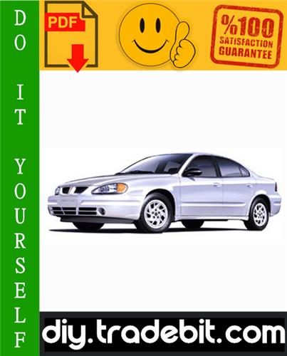 Thumbnail Pontiac Grand AM Service Repair Manual 1999-2005 Download