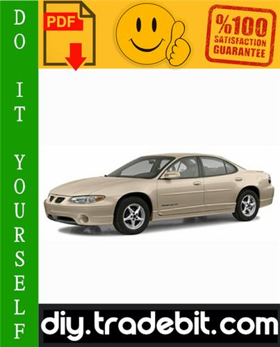 Thumbnail Pontiac Grand Prix Service Repair Manual 1997-2003 Download