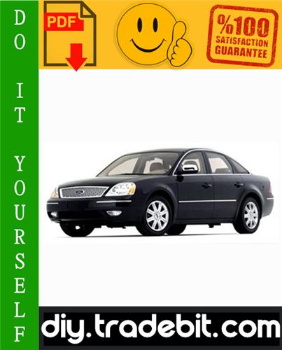 Thumbnail Ford Five Hundred 500 Service Repair Manual 2005-2007 Download