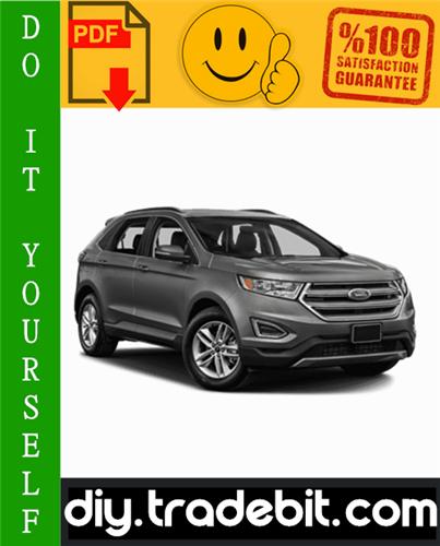 Thumbnail Ford Edge Service Repair Manual 2007-2009 Download