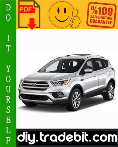 Thumbnail Ford Escape Service Repair Manual 2001-2007 Download