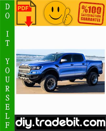 Thumbnail Ford Ranger Service Repair Manual 2001-2008 Download