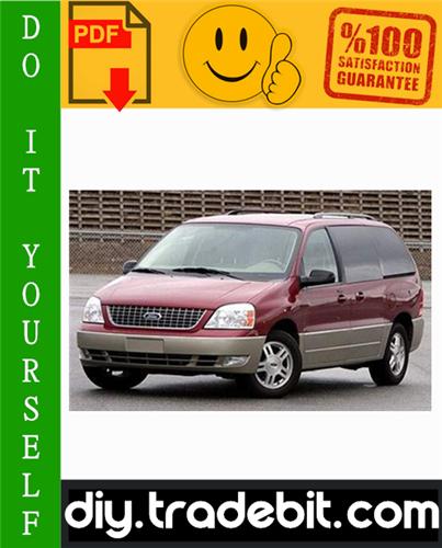 Thumbnail Ford Freestar Service Repair Manual 2004-2007 Download