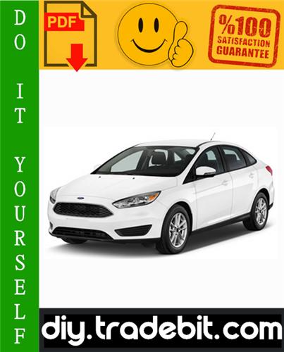 Thumbnail Ford Focus Service Repair Manual 2000-2007 Download
