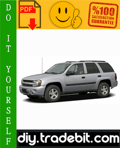 Thumbnail Chevy Chevrolet Trailblazer Service Repair Manual 2002-2008 Download