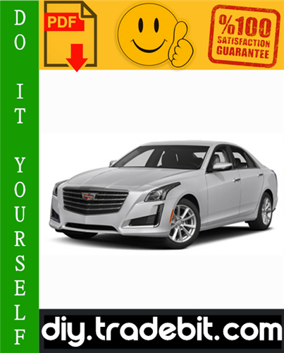 Thumbnail Cadillac CTS / CTS-V Service Repair Manual 2003-2007 Download