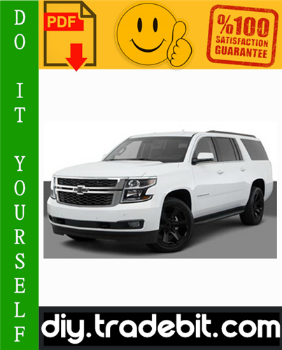 Thumbnail Chevy Chevrolet Suburban Service Repair Manual 2007-2009 Download