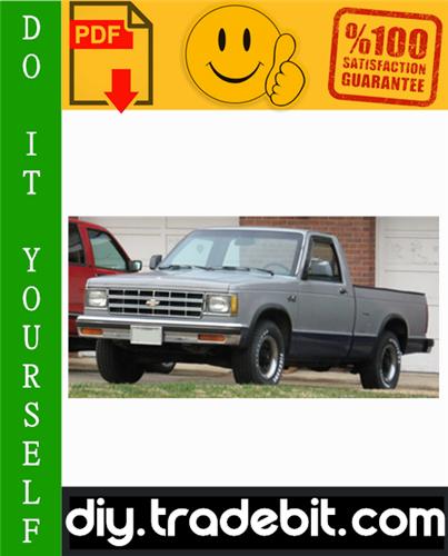 Thumbnail Chevy Chevrolet S10 Service Repair Manual 1994-2005 Download