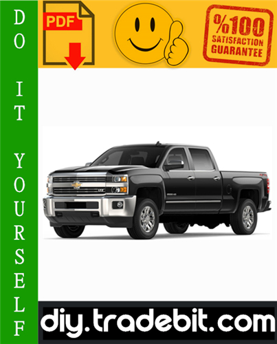 Thumbnail Chevy Chevrolet Silverado 2500 / 3500 Service Repair Manual 2001-2005 Download