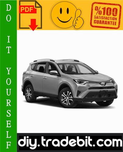 Thumbnail Toyota Rav4 Service Repair Manual 2006-2008 Download