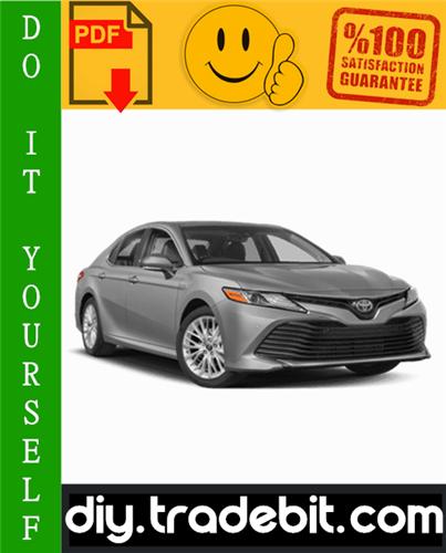 Thumbnail Toyota Camry Hybrid Service Repair Manual 2007-2009 Download