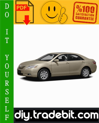 Thumbnail Toyota Camry Service Repair Manual 2002-2006 Download