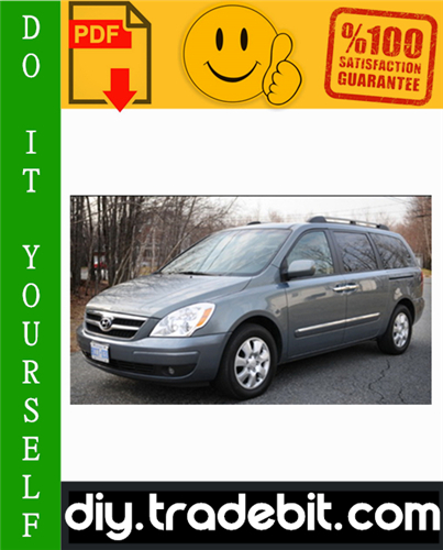 Thumbnail Hyundai Entourage Service Repair Manual 2007-2009 Download