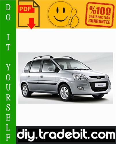 Thumbnail Hyundai Matrix Service Repair Manual 2002-2005 Download