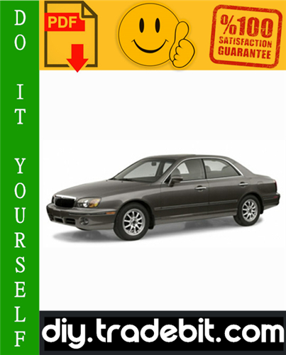 Thumbnail Hyundai XG350 Service Repair Manual 2000-2005 Download