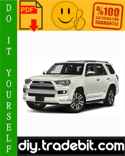 Thumbnail Toyota 4Runner Service Repair Manual 2003-2008 Download