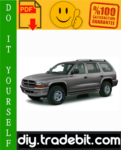 Thumbnail 2000 Dodge Durango Service Repair Manual Download