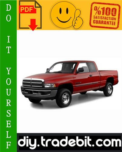 Thumbnail 2001 Dodge Ram Service Repair Manual Download