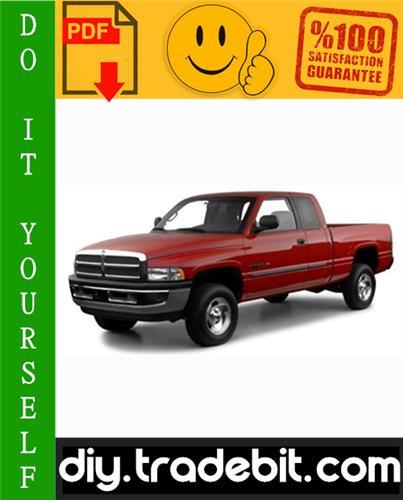 Thumbnail 2002 Dodge Ram Service Repair Manual Download
