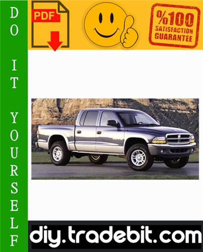 Thumbnail 2003 Dodge Dakota Service Repair Manual Download