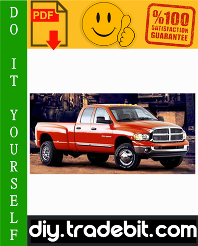 Thumbnail 2003 Dodge Ram Service Repair Manual Download