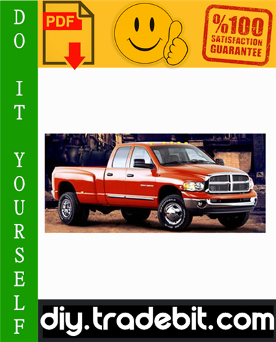 Thumbnail 2004 Dodge Ram Service Repair Manual Download