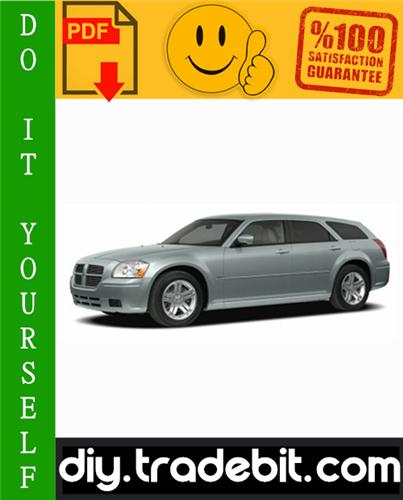 Thumbnail 2006 Dodge Magnum Service Repair Manual Download