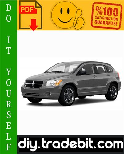 Thumbnail 2007 Dodge Caliber Service Repair Manual Download