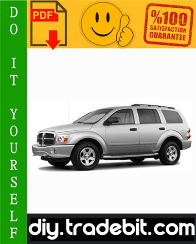 Thumbnail 2004 Dodge Durango Service Repair Manual Download