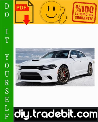 Thumbnail Dodge Charger Service Repair Manual 2005-2006 Download