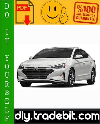 Thumbnail Hyundai Elantra Service Repair Manual 2002-2006 Download