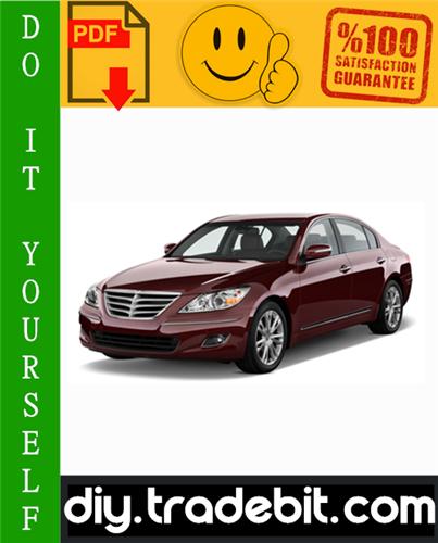 Thumbnail Hyundai Genesis Service Repair Manual 2009-2010 Download