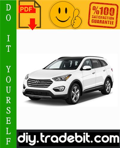 Thumbnail Hyundai Santa FE Service Repair Manual 2007-2009 Download