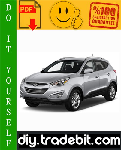 Thumbnail Hyundai Tucson Service Repair Manual 2004-2008 Download