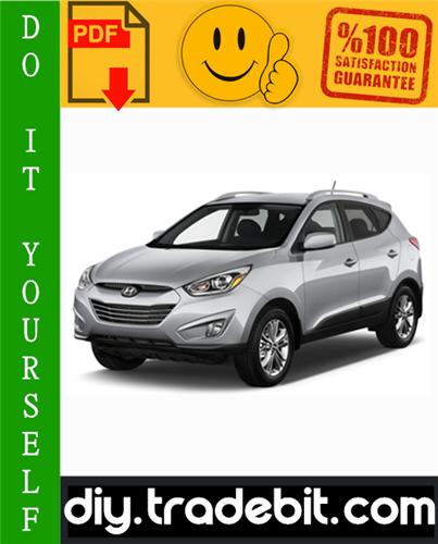 Thumbnail Hyundai Tucson Service Repair Manual 2010-2012 Download