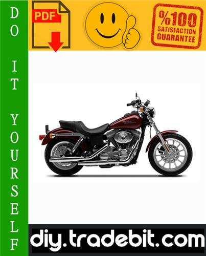 Thumbnail Harley Davidson FXD DYNA Motorcycle Service Repair Manual 1999-2005 Download