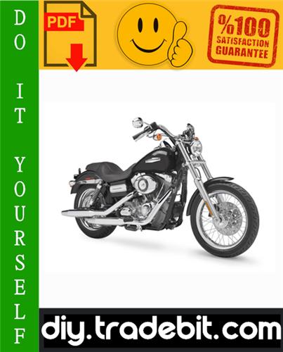 Thumbnail 2007 Harley Davidson Dyna Motorcycle Service Repair Manual Download