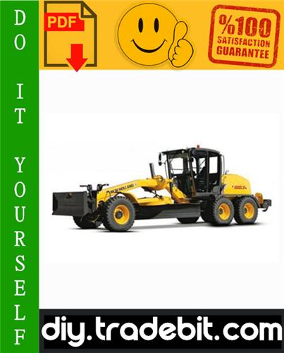 Thumbnail New Holland G110.2 / G110.2 6WD (Tier 2) Grader Service Repair Manual Download