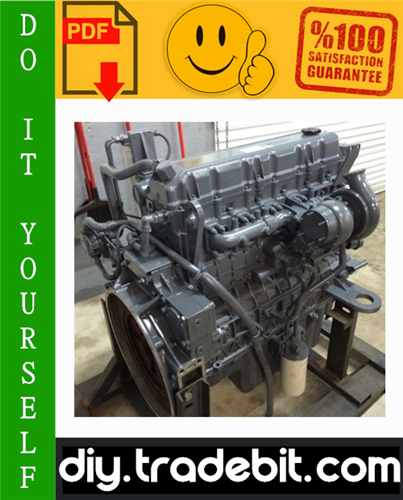 Thumbnail Doosan DL08 Diesel Engine Operation & Maintenance Manual Download