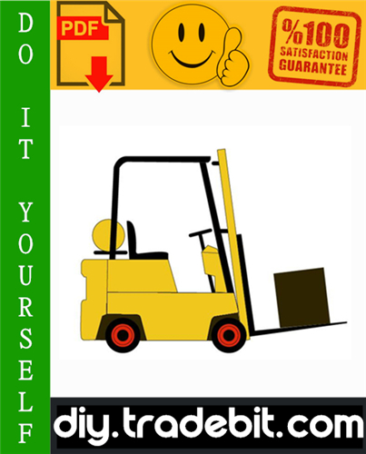 Thumbnail Clark CEP15, CEP18, CEP20, CEP25 Forklift Trucks Service Repair Manual Download
