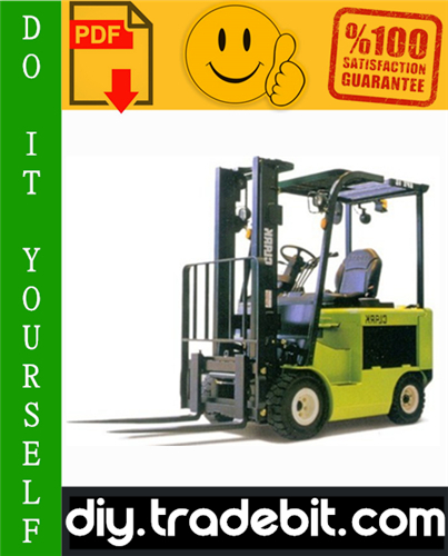 Thumbnail Clark SF15L, CMP15L, SF18L, CMP18L, SF20SL, CMP20SL, SF15D, CMP15D, SF18D, CMP18D, SF20SD, CMP20SD Forklift Trucks Service Repair Manual Download