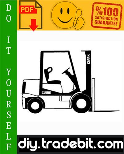 Thumbnail Clark ESM12, ESM15S, ESM15, ESM17, ESM20, ESM22, ESM25 Forklift Trucks Service Repair Manual Download