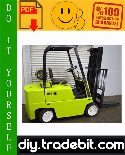 Thumbnail Clark C500-Y180, C500-Y200S, C500-Y225S, C500-Y225L, C500-Y250S, C500-Y250L, C500-Y300S, C500-Y300L, C500-Y350, C500-Y165M, C500-Y200M Forklift Trucks Service Repair Manual Download