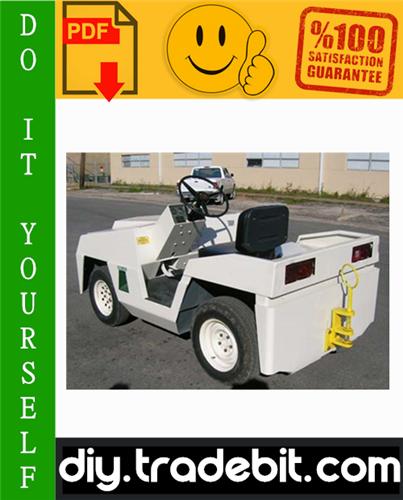 Thumbnail Clark GT30E, GT50E, GT60E Gasoline Tractor Service Repair Manual Download