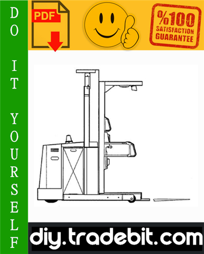 Thumbnail Clark NOS 15 Forklift Service Repair Manual Download
