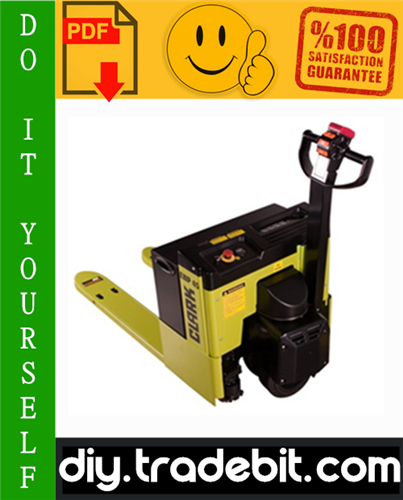 Thumbnail Clark EWP45 Forklift Service Repair Manual Download