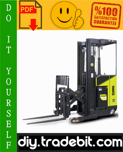 Thumbnail Clark NP 15, NP 20, NP 12D Forklift Service Repair Manual Download