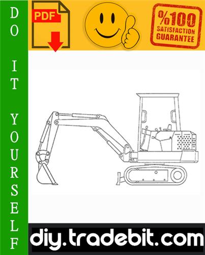 Thumbnail Bobcat 116 Hydraulic Excavator Service Repair Manual Download