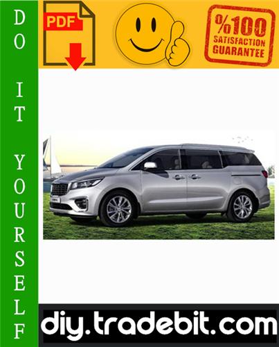 Thumbnail Kia Carnival / Sedona Service Repair Manual 2006-2009 Download