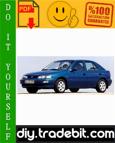Thumbnail Kia Sephia Service Repair Manual 1998-2001 Download